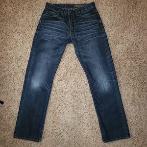 Gap Women's Premium Straight Fit Jeans Size 29 EUC